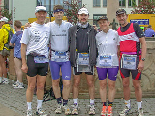 Werner, Detlev, Markus, Gisela, Josef