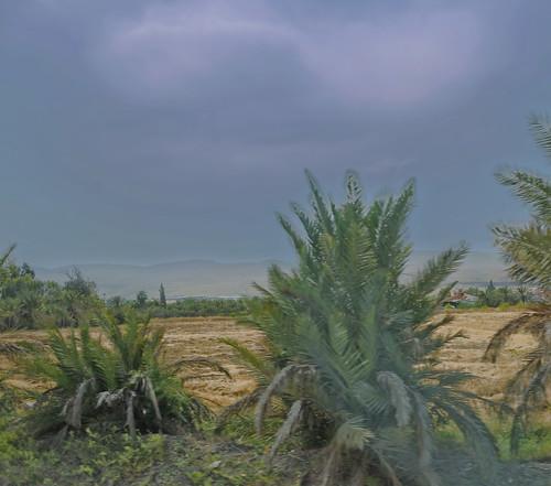 israel jordan field hdr