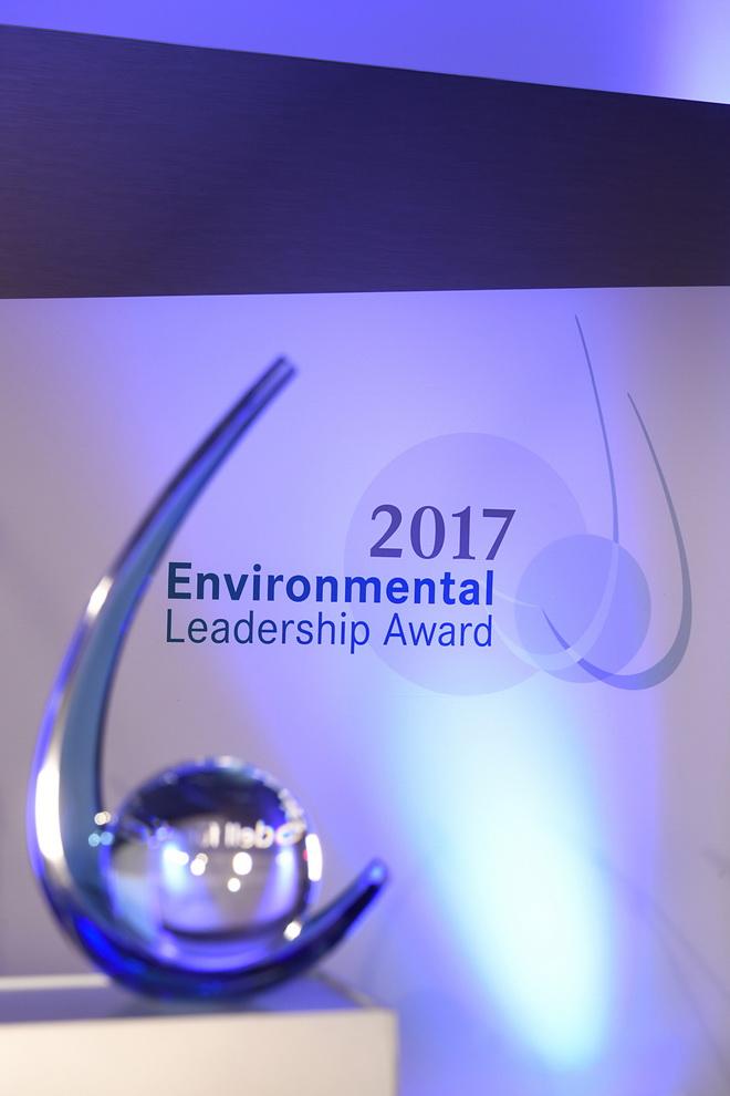 Daimler戴姆勒集團為鼓勵全球合作夥伴共同關注永續發展及環境保護,每兩年選出最具代表性的在地計畫,頒發ELA大獎