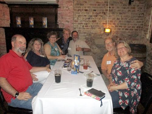 2018 Savannah Alumni Social