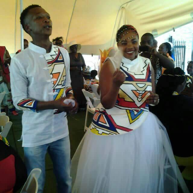 Handmade Ndebele Traditional Dresses From South Africa