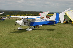 G-CCSX Best Off Skyranger [BMAA HB 366] Popham 020509