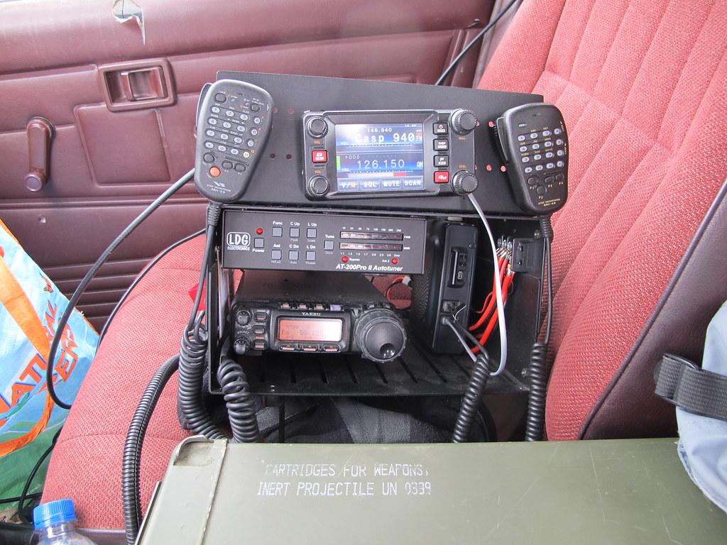 My HF/VHF/UHF station