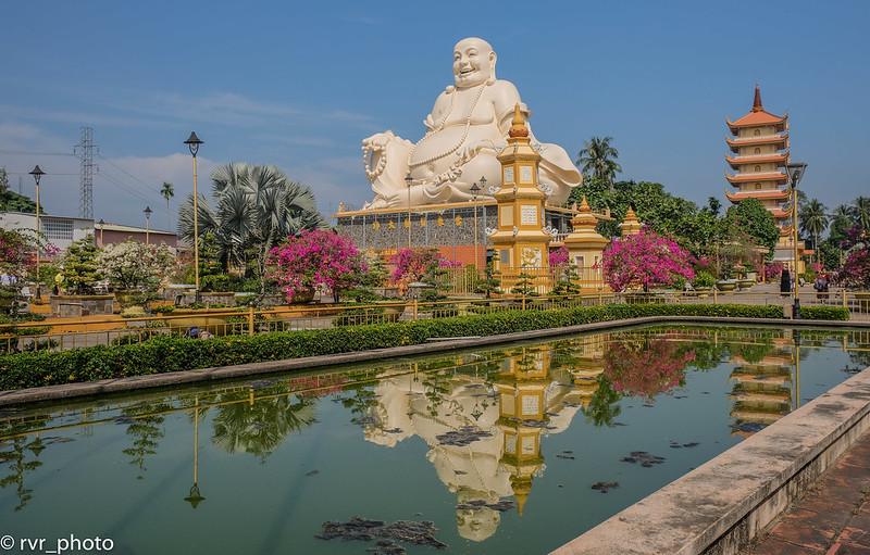 Vinh Trang Pagoda, Vietnam