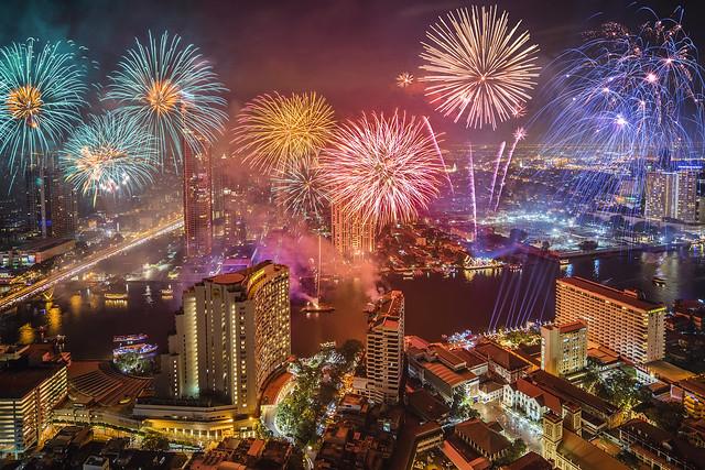 Bangkok New Year
