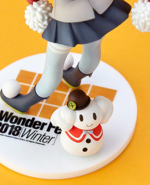 【WF2018冬限定】海洋堂 x GSC 『Wonda-chan NEXT DOOR PROJECT』第五彈「吟 Ver.」!『ワンダちゃん NEXT DOOR プロジェクト』FILE:05 吟 Ver.