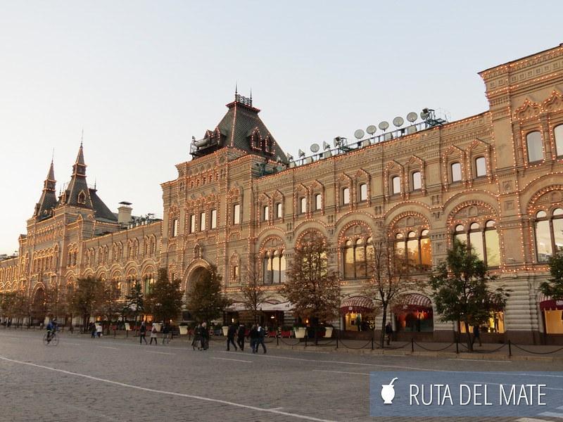 Moscu Rusia 15 ciudades sedes del mundial de fútbol de Rusia 2018