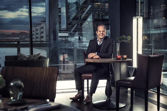 Volvo Trucks_中型車產品策略經理Jonas Odermalm