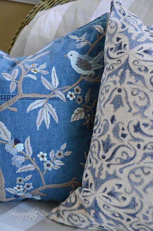 Pottery Barn Pillows-Housepitality Designs