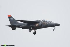 E51 705-AD - E51 - French Air Force - Dassault-Dornier Alpha Jet E - RIAT 2010 Fairford - Steven Gray - IMG_7805
