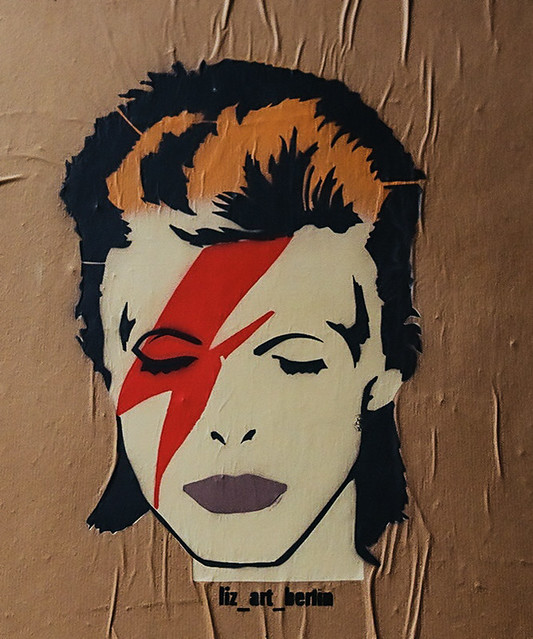 … There's a starman waiting in the sky