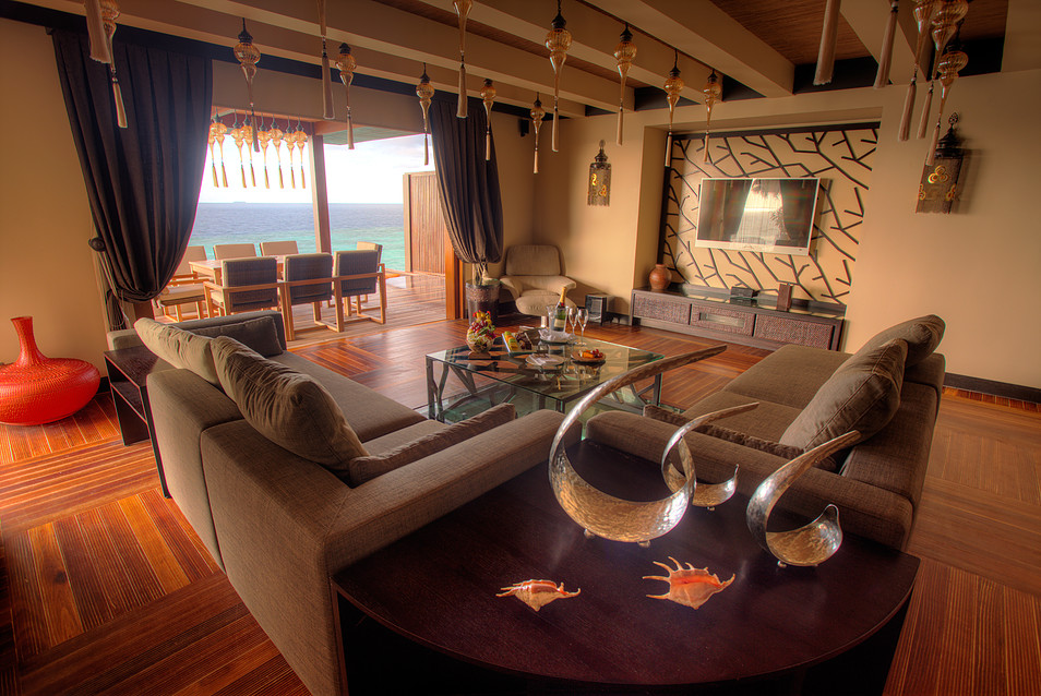 Ayada Maldives, Sunset Royal Ocean Suite