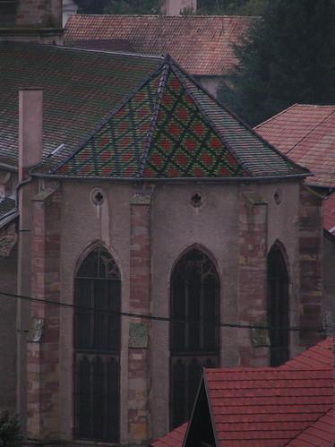 20070829 11283 0705 Jakobus Roderen Kirche Dach