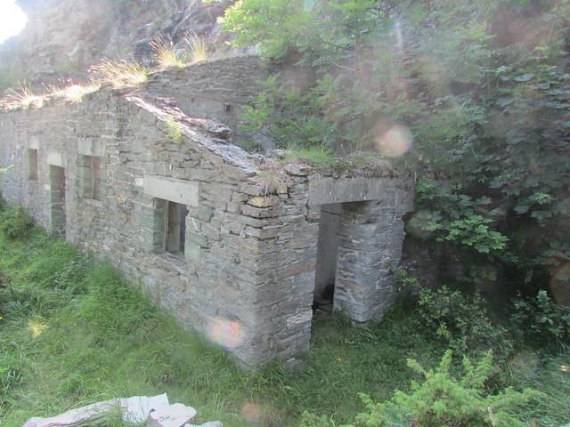 Vallo Alpino: la zona di Culubrusa – Colletta Faure – Col Bancet (Bobbio Pellice)