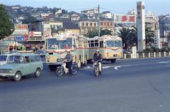 Sasebo, Japan - October 1969