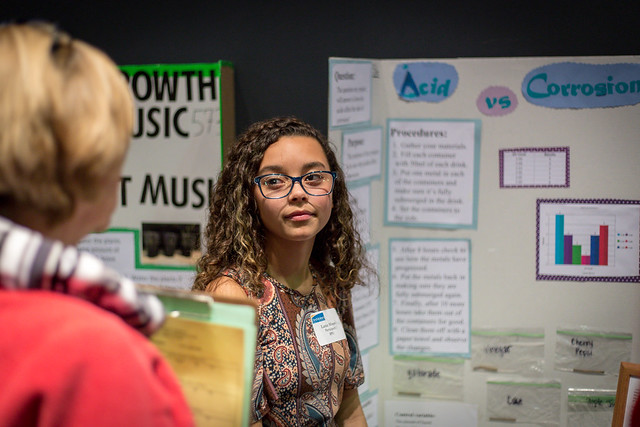 10th Annual DMPS Science Fair