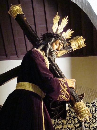 Antigua y Fervorosa Hermandad del Dulce Nombre del Niño Jesús, Nuestro Padre Jesús Nazareno, María Santísima de los Dolores y San Juan Evangelista.