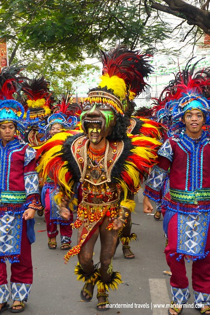 Iloilo Dinagyang Festival 2018 Street Parade