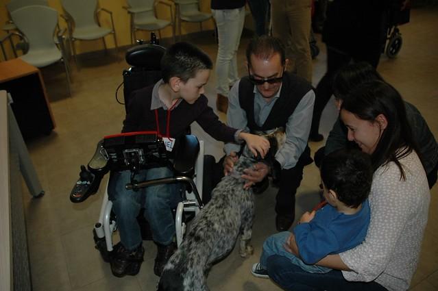Encuentro de familias con niños Burgos