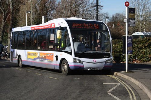 First Hampshire & Dorset 53603 YJ14BKE