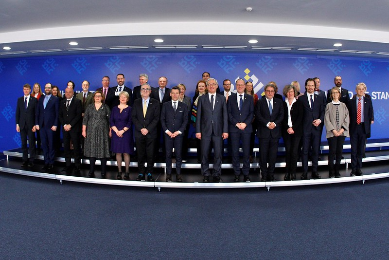 Informal meeting of education, youth, culture and sport ministers on culture (EYCS): Family Photo