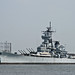 Battleship New Jersey at Camden
