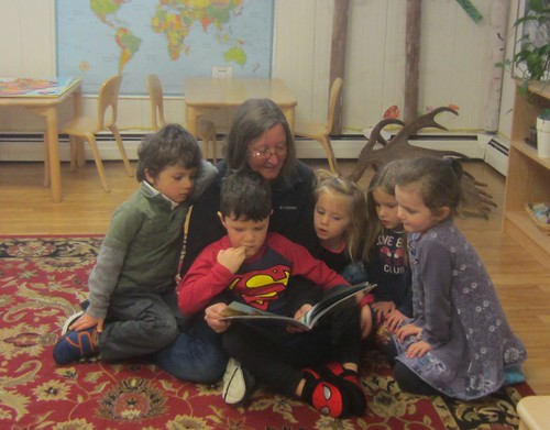 reading with Tammy