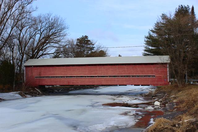 Decelles Covered Bridge