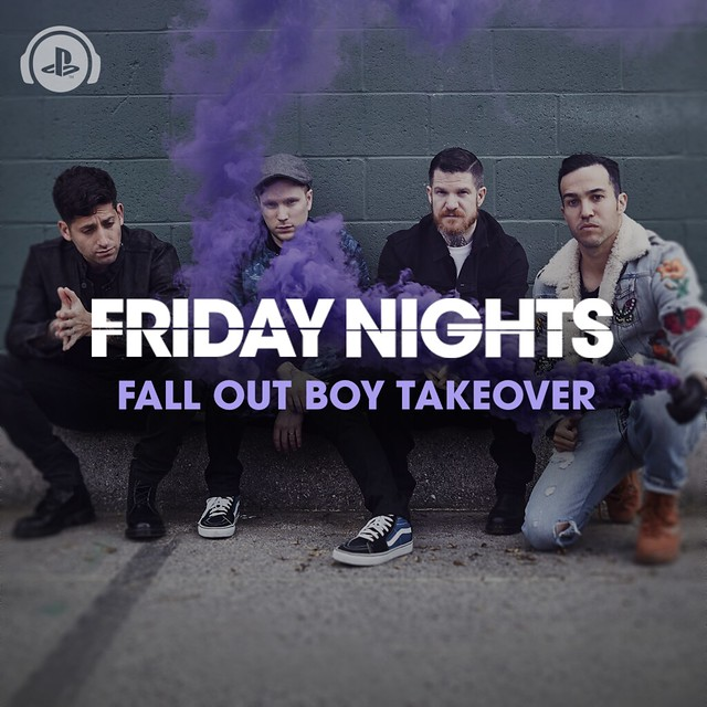 Friday Nights: Fall Out Boy Takeover