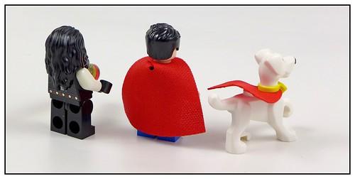 LEGO DC SuperHeroes 76096 Superman & Krypto Team-Up 32
