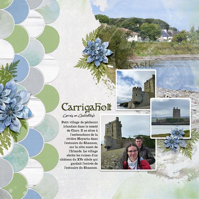 Irlande 3 - Carrogaholt Castle