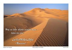 33076 FED -Dunas, camí de l'Akakus, Libya
