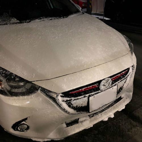 2018年1月の大雪