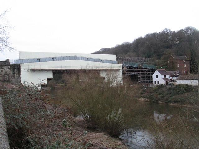 Iron Bridge at Ironbridge