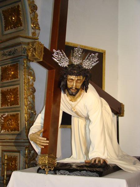 Real Esclavitud Mercedaria de Nuestro Padre Jesús Caido y Ánimas y Cofradía de Nazarenos de Las Negaciones y Lágrimas de Señor San Pedro y Nuestra Señora y Madre de los Dolores.