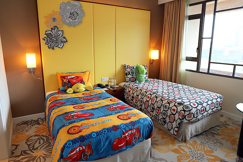 Kids room at Swissotel Merchant Court Singapore