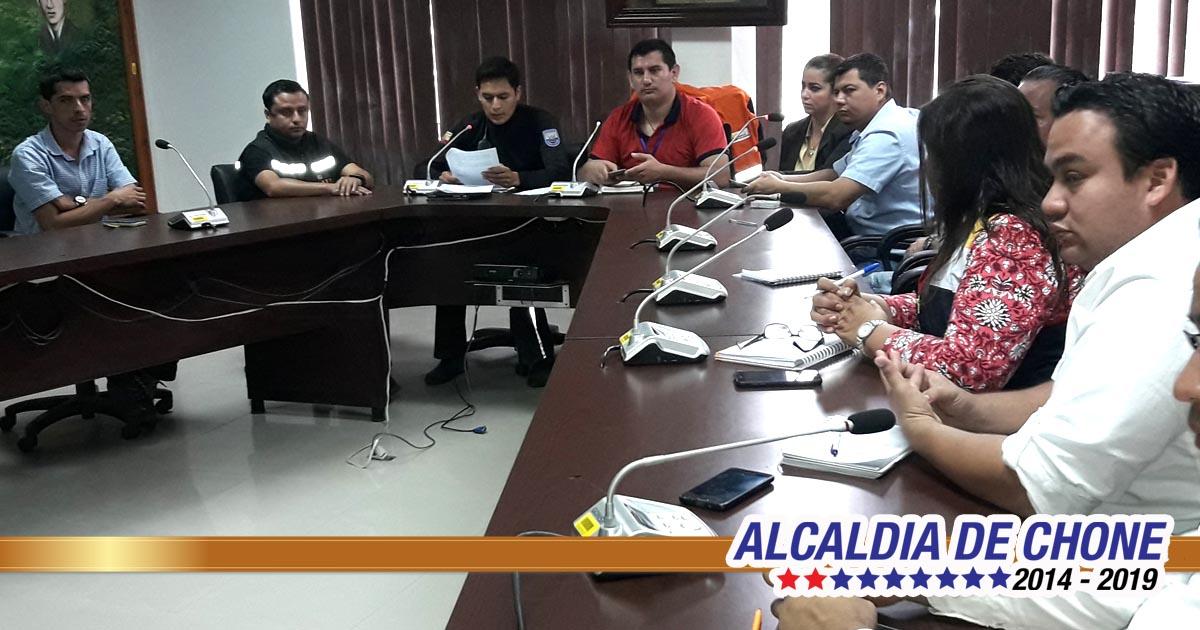Positiva reunión de seguridad ciudadana y dirigentes barriales