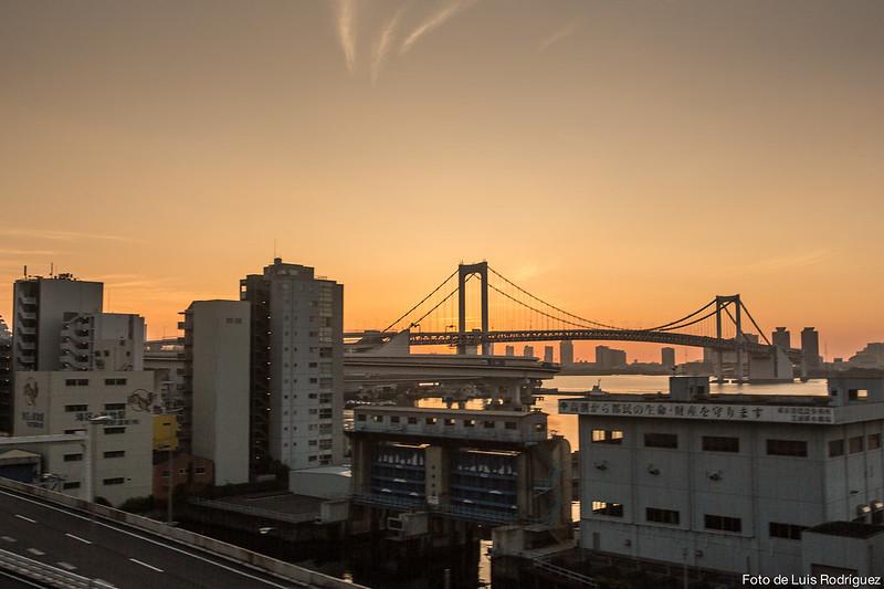 Aeropuerto de Haneda y monorraíl