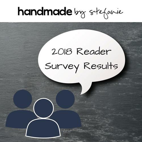 2018 Reader Survey Results