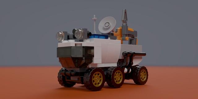 [MOC] Mobile Autonomous Research Station 40166809411_ff4521a740_z