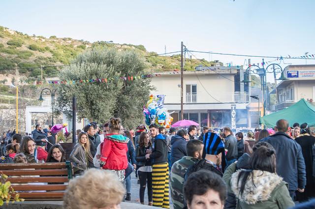 4ο Ψινθενό Καρναβάλι 2018 | Ψίνθος