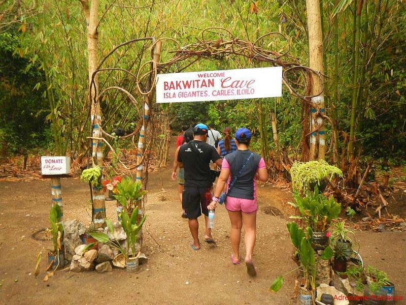 Bakwitan Cave adventure starts