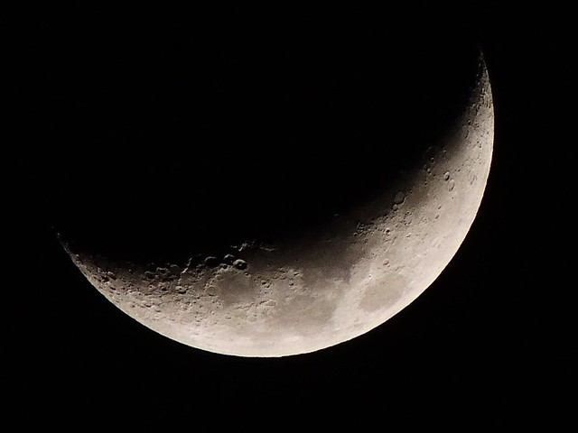 A peek at the moon's far side