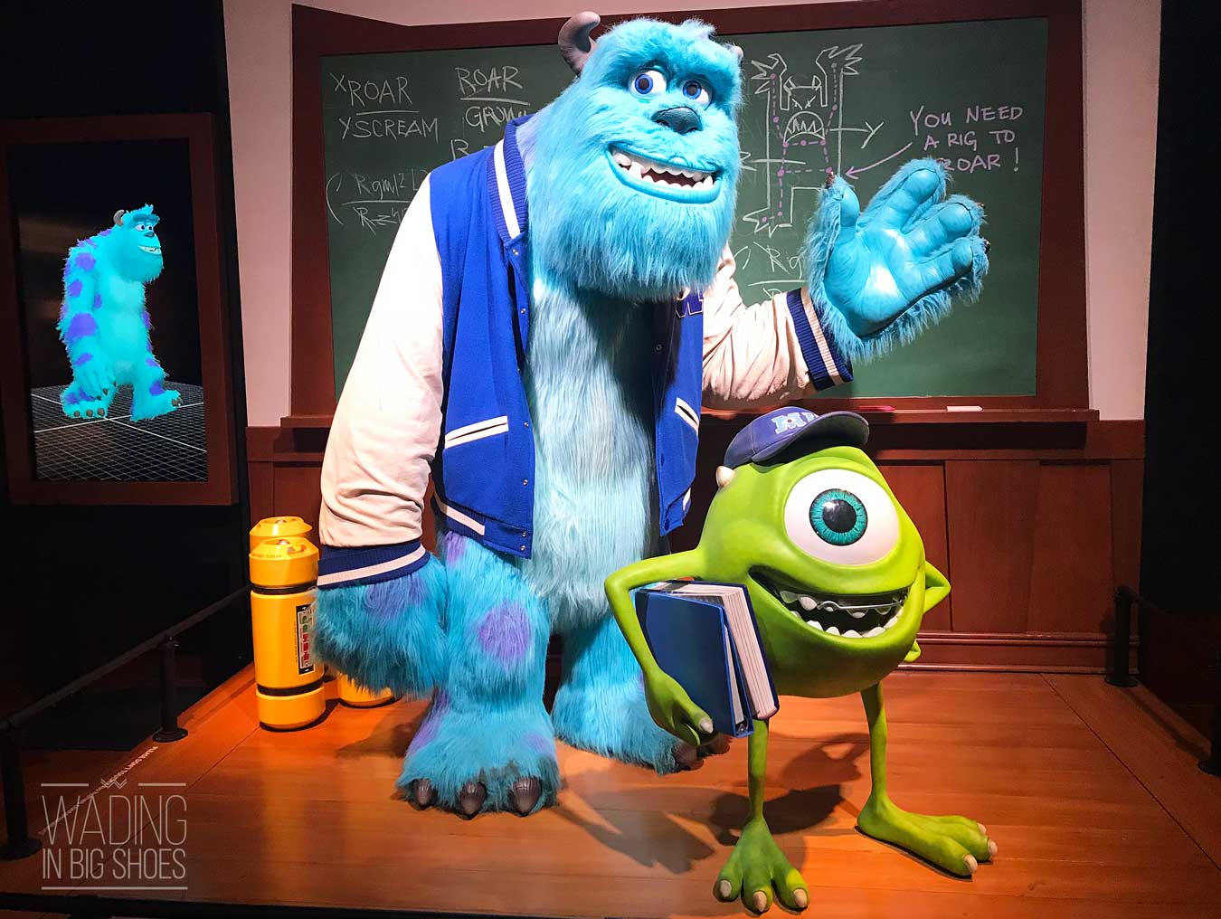 Dose Of Disney: The Science Behind Pixar At The Henry Ford Museum [via Wading in Big Shoes]