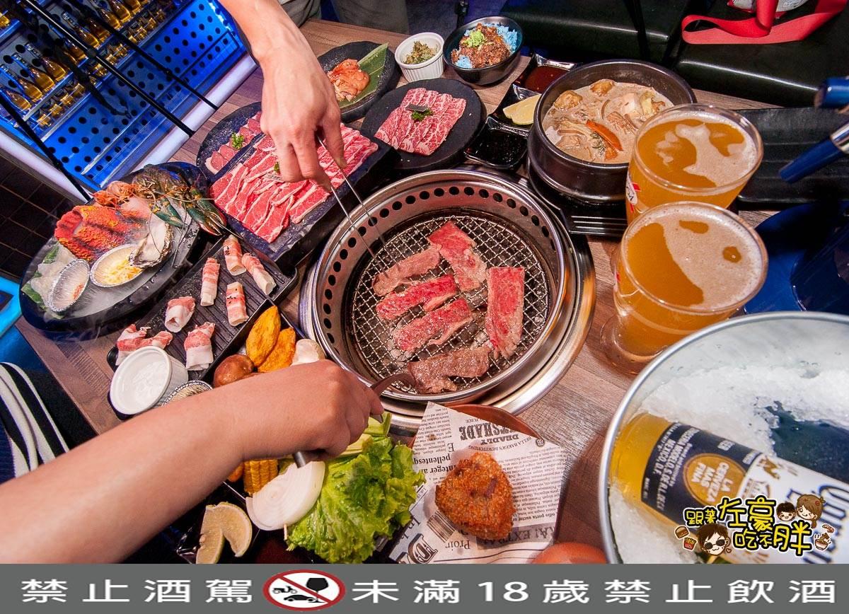 開烤bar-炭火精品燒肉-48