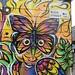 UK - London - Camden - Street art - Insect