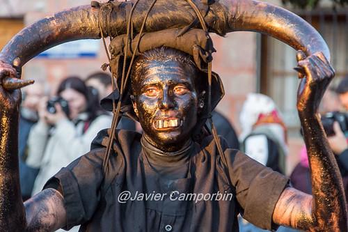 Carnaval. Los diablos de Luzon.