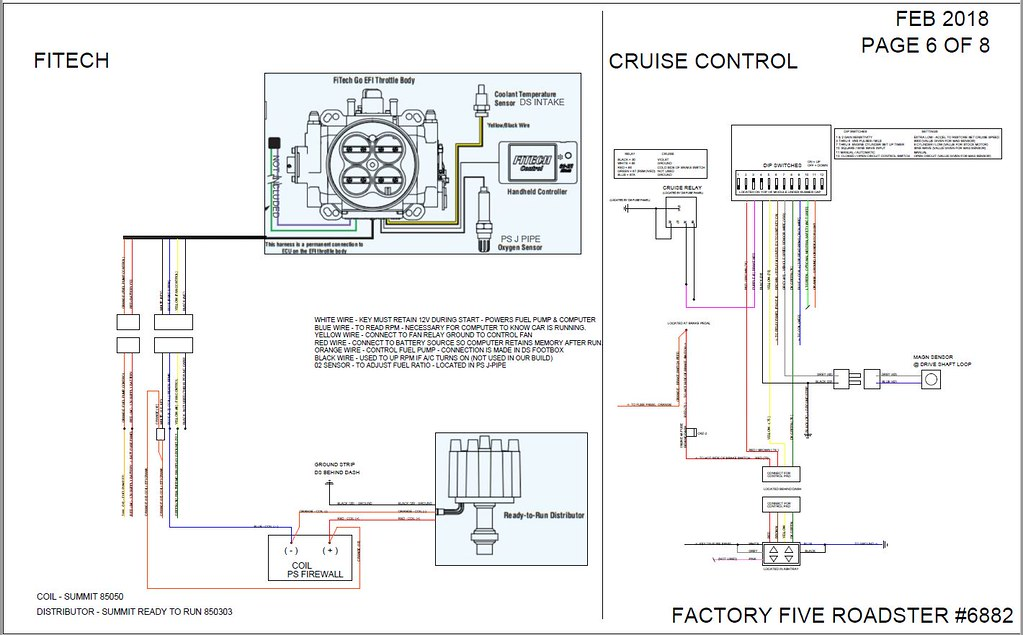 finishing a wiring diagram for my build rh thefactoryfiveforum com  factory five cobra wiring diagram
