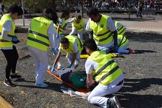 Práctica Accidente Múltiples Víctimas (120)