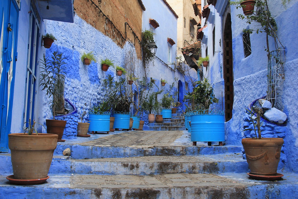 Chefchaouen - Morocco's Blue Town